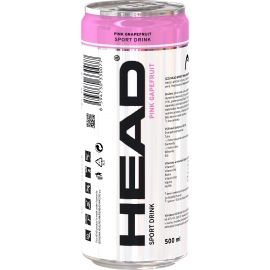 Head SPORT DRINK PNK GRAPE 500ML