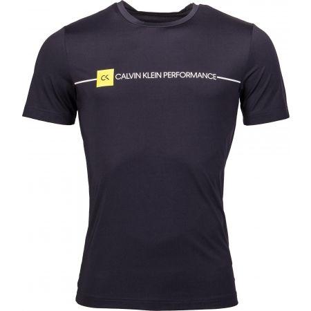 Calvin Klein SHORT SLEEVE TEE - Pánské tričko
