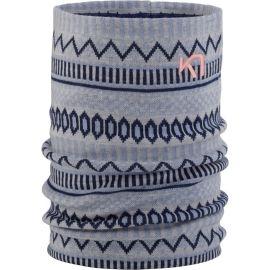 KARI TRAA AKLE TUBE - Multifunkční pletený šátek