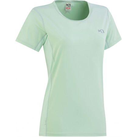 KARI TRAA NORA TEE - Dámské tréninkové tričko