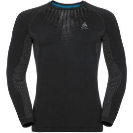 Odlo BL TOP CREW NECK L/S PERFORMANCE WARM - Pánské tričko