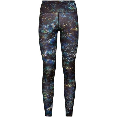 Odlo WOMEN'S TIGHTS ELEMENT LIGHT AOP - Dámské legíny