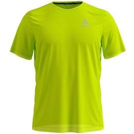Odlo MEN'S T-SHIRT S/S ELEMENT LIGHT PRINT - Pánské tričko s krátkým rukávem
