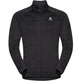 Odlo MEN'S MIDLAYER FULL ZIP STEAM - Pánská mikina