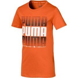 Puma ACTIVE SPORTS TEE B - Chlapecké sportovní triko