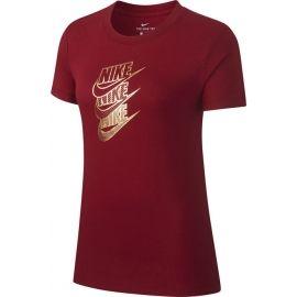 Nike NSW TEE STMT SHINE W - Dámské tričko