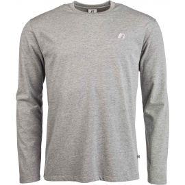Russell Athletic L/S CREWNECK TEE SHIRT - Pánské tričko