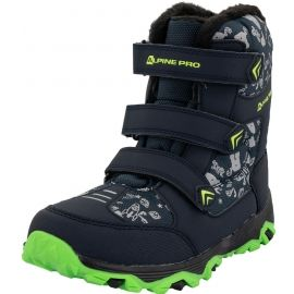 ALPINE PRO TRISTO - Dětská zimní obuv