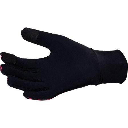 Dámské strečová prstové rukavice - Klimatex LUMI - 3