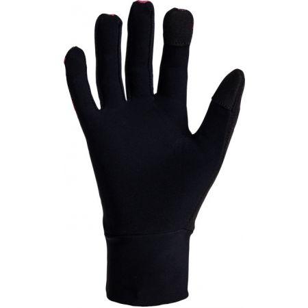 Dámské strečová prstové rukavice - Klimatex LUMI - 2