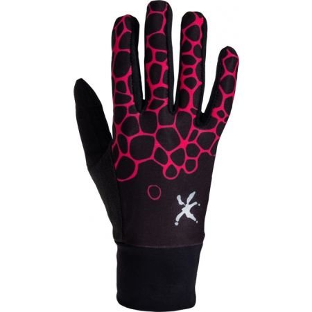 Dámské strečová prstové rukavice - Klimatex LUMI - 1