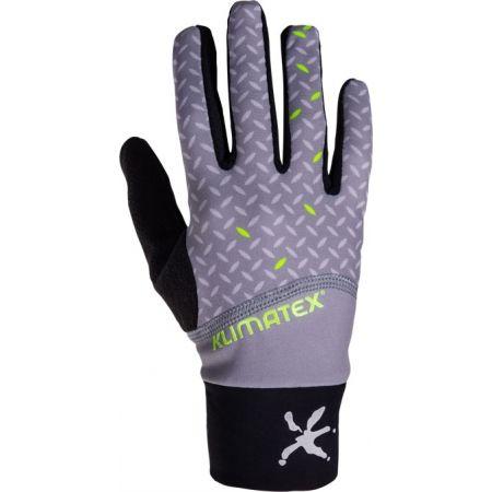 Pánské střečové prstové rukavice - Klimatex LUBO - 1