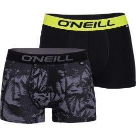 O'Neill MEN BOXER PALM TREES 2PK - Pánské boxerky