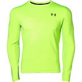 Under Armour QUALIFIER COLDGEAR LONGSLEEVE - Pánské běžecké triko s dlouhým rukávem