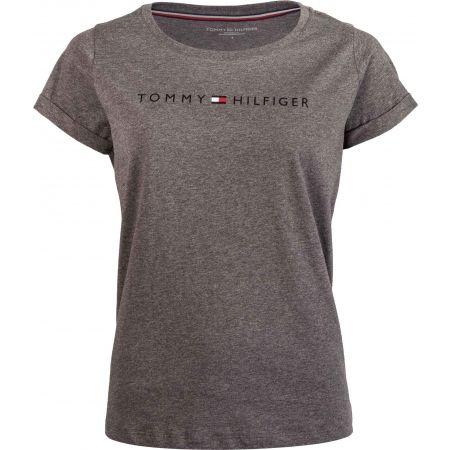 Tommy Hilfiger RN TEE SS LOGO - Dámské tričko