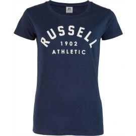 Russell Athletic S/S CREWNECK TEE SHIRT - Dámské triko