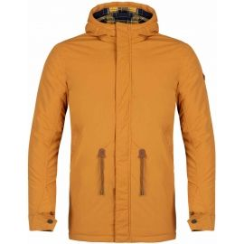 Loap NALLO - Pánský zimní kabát