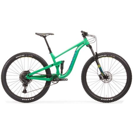 Kona PROCESS 134 AL 29 - Celoodpružené horské kolo