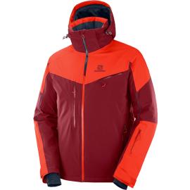 Salomon ICESPEED JKT M - Pánská lyžařská bunda
