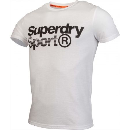 Superdry CORE SPORT GRAPHIC TEE - Pánské tričko