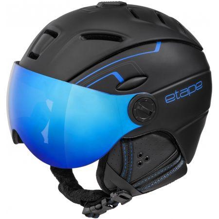 Etape COMP PRO - Unisex lyžařská přilba s visorem