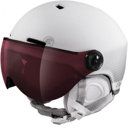 Etape CORTINA PRO - Dámská lyžařská přilba s visorem