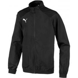 Puma LIGA SIDELINE JACKET JR - Chlapecká sportovní bunda