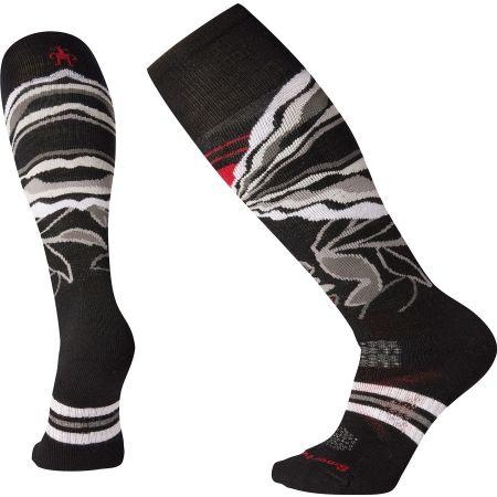 Smartwool PHD SKI MEDIUM PATTERN - Dámské lyžařské ponožky