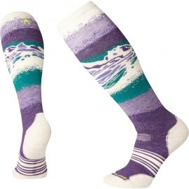 Smartwool PHD SNOW MEDIUM - Dámské lyžařské ponožky