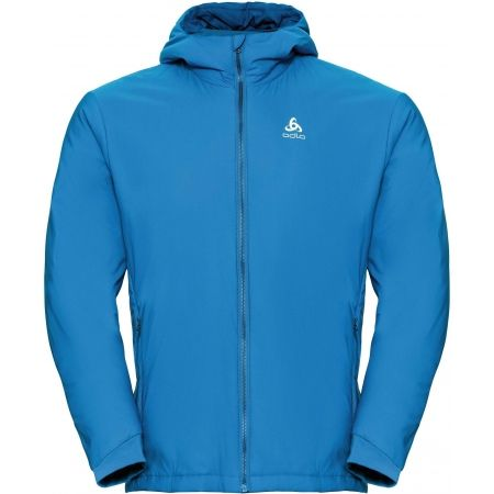 Odlo MEN'S INSULATED JACKET FLI S-THERMIC - Pánská bunda