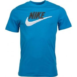 Nike NSW TEE BRAND MARK M - Pánské tričko