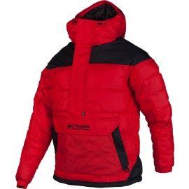 Columbia LODGE PULLOVER JACKET - Pánská zimní bunda