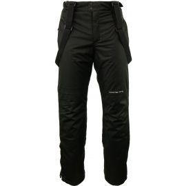 ALPINE PRO KORNEL - Pánské lyžařské kalhoty
