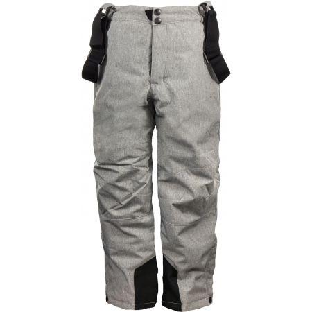 ALPINE PRO GUSTO - Dětské lyžařské kalhoty