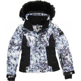 Superdry LUXE SNOW PUFFER - Dámská lyžařská bunda