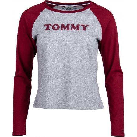 Tommy Hilfiger LS TEE SLOGAN
