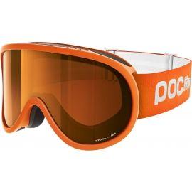 POC POCITO RETINA SLUORESCENT - Dětské lyžařské brýle