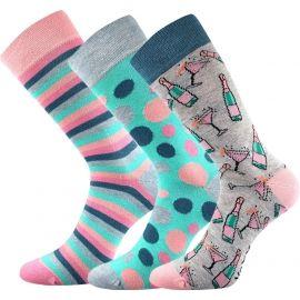 Voxx S-BOX dámská 3pack - Dámské ponožky