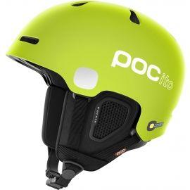 POC POCITO FORNIX FLUORESCENT - Dětská lyžařská helma