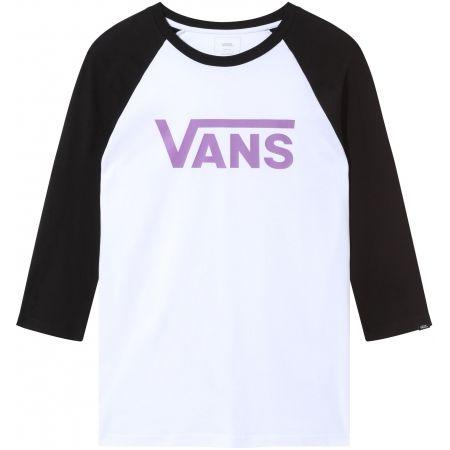 Vans MN VANS CLASSIC RAGLAN - Pánské tričko s 3/4 rukávem