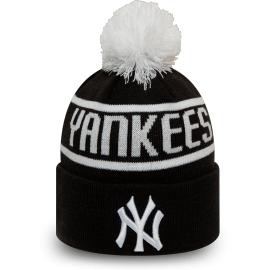 New Era BLB BOBBLE KNIT NEW YORK YANKEES - Pánská klubová zimní čepice