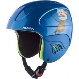 Alpina Sports CARAT - Dětská lyžařská helma