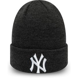 New Era MLB HEATHER ESSENTIAL KNIT NEW YORK YANKEES - Pánská zimní čepice