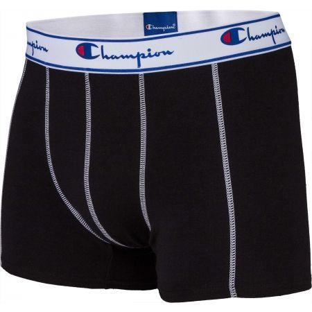 Pánské boxerky - Champion BOXER CHAMPION X3 - 4