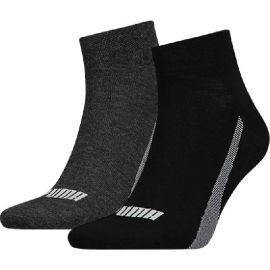 Puma QUARTER 2P UNISEX PROMO - Ponožky