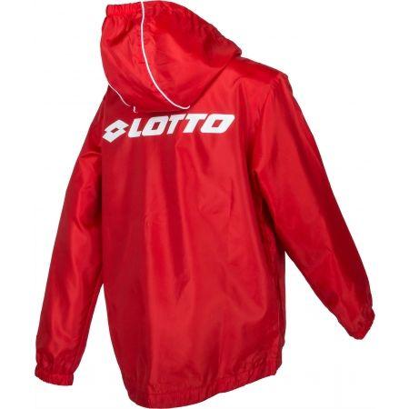 Chlapecká sportovní bunda - Lotto DELTA PLUS JR JACKET WN PL - 3