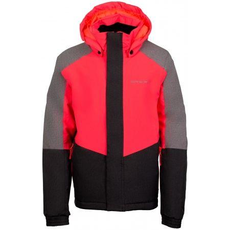 ALPINE PRO RONO - Dívčí lyžařská bunda