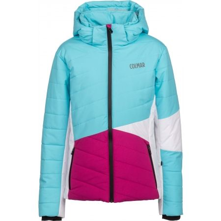 Dívčí lyžařská bunda - Colmar JR.GIRL SKI JKT - 1
