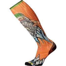 Smartwool PHD SKI ULTRA LIGHT OM WINTER PR - Pánské lyžařské ponožky
