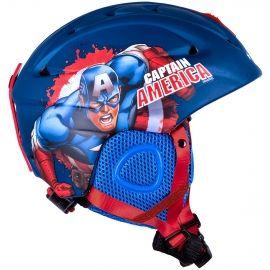 Disney CAPTAIN AMERICA - Dětská lyžařská helma